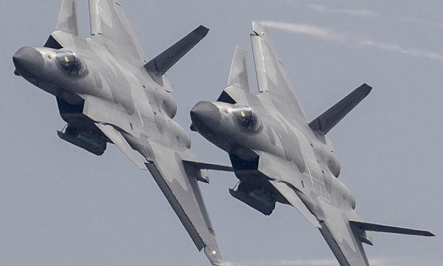 ВВС НОАК не раскрыли общее количество J-20 в своем распоряжении